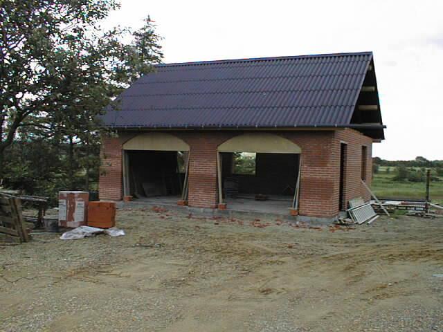 Skabelon til muret bue lad os bygge et hus for Garage pons muret